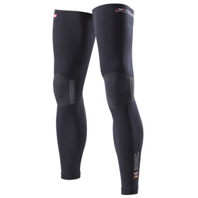 X-Bionic PK-2 Energy Accumulator Leg Warmers Black/Anthracite